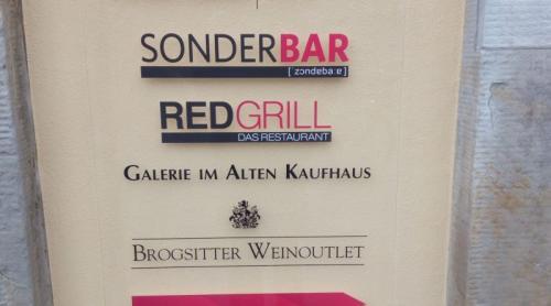 Sonderbar - Redgrill