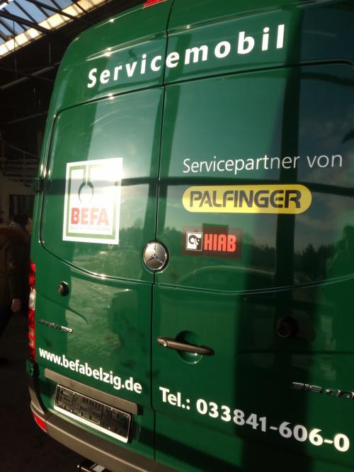 BEFA - Belziger Fahrzeugbau